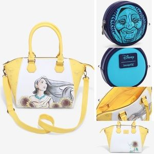 Disney Purse and Coin Purse Loungefly